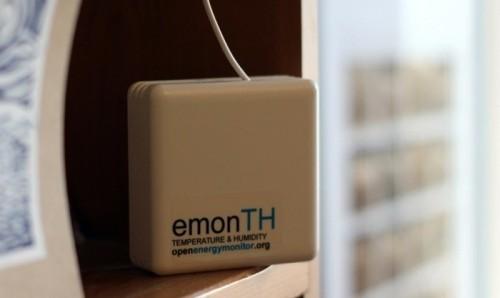 emonTH senzorový uzel