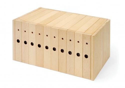 Hit the Beat, část, kde se soustava propojí s Arduinem (převzato z www.lorenzobravi.com)