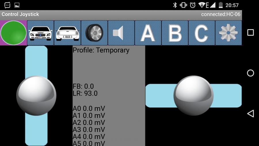 Arduino Joystick Controller