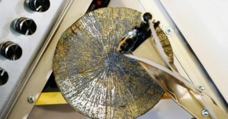 Hudba ze 300 let starého disku