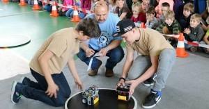 JedoBot 2017 klání robotů