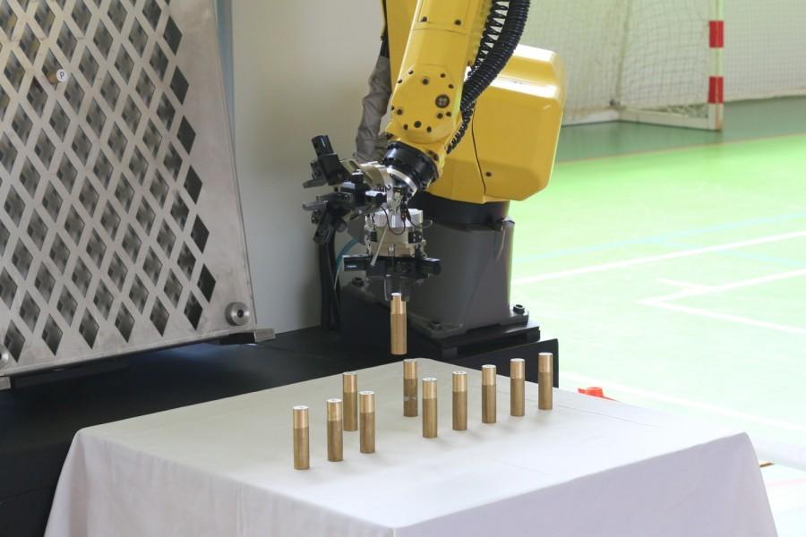 Robotické rameno firmy Tecnotrade