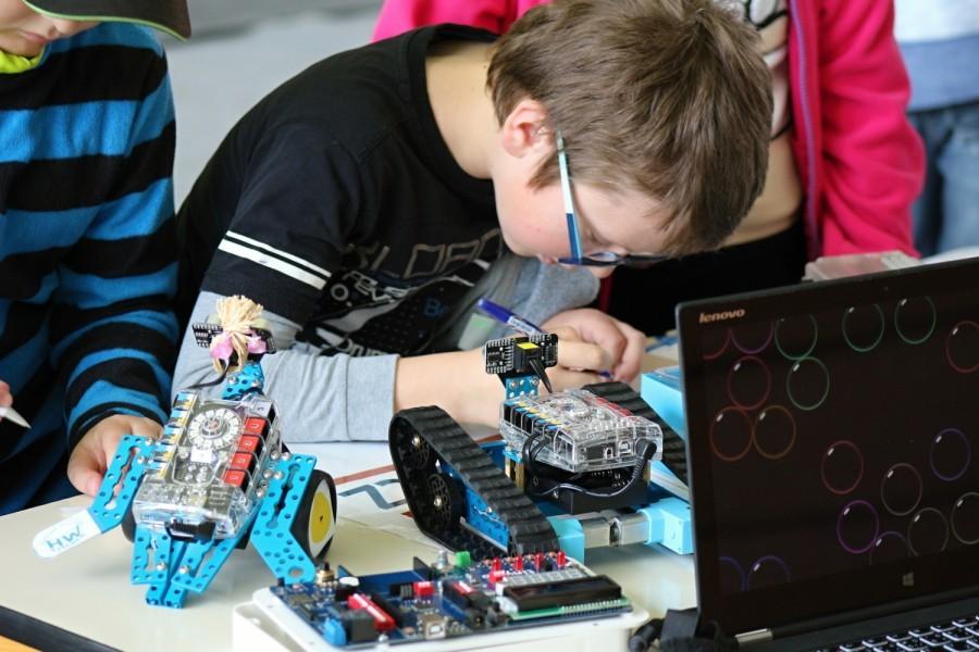 Soutěž o Arduino robota mBot - registrace do soutěže