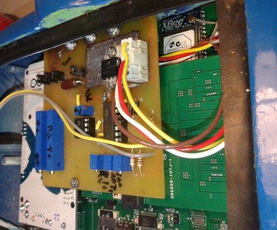Arduino Projekt Měřící stanice pro kolektory deště - Zapojení