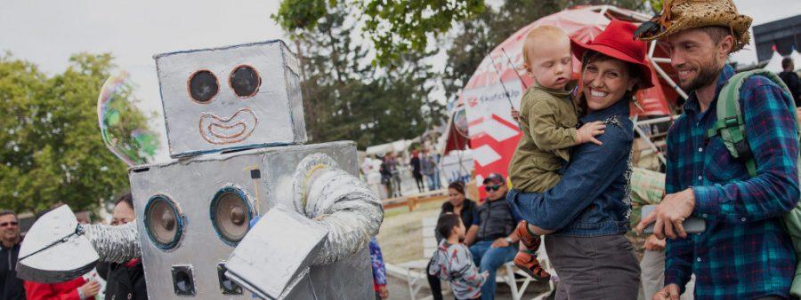 Maker Faire pro rodiny s dětmi