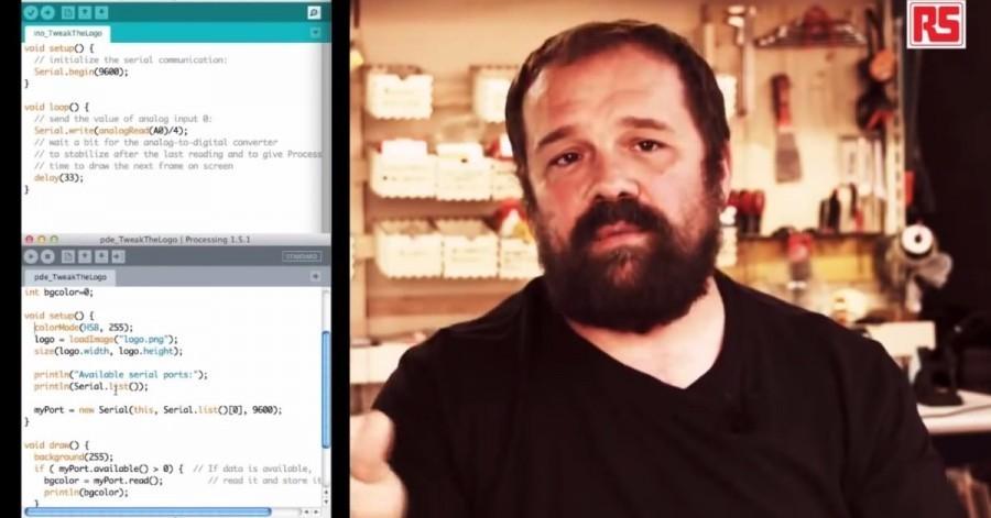 Videotutoriál s Massimem Banzim: Ovládání software v PC pomocí Arduina