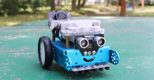 mbot s modulem ME audio player