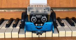 MBot jako hudební virtuos
