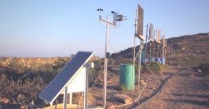 Arduino Projekt Měřící stanice pro kolektory deště