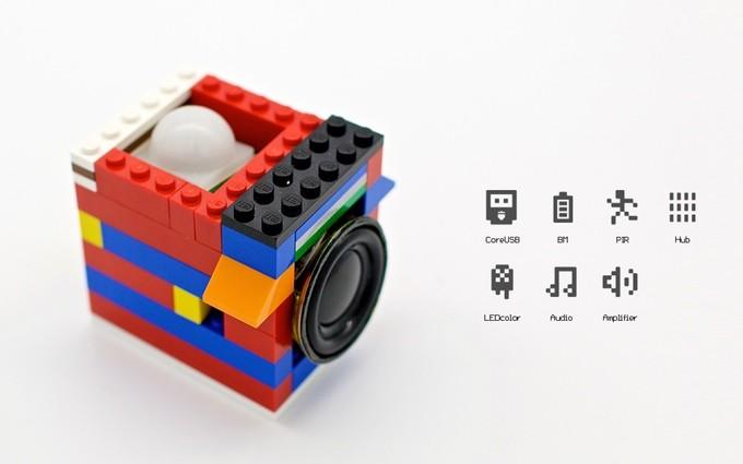 Microduino Lego Arduino 10