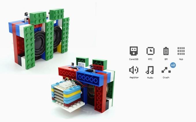 Microduino Lego Arduino 11
