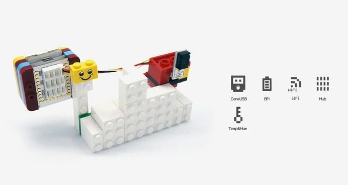 Microduino Lego Arduino 12