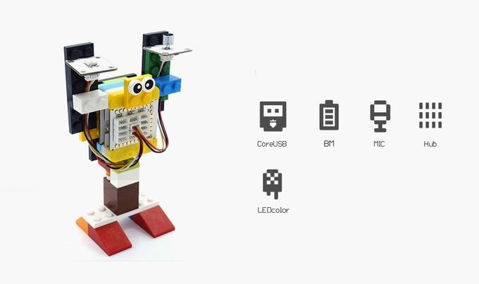 Microduino Lego Arduino 13