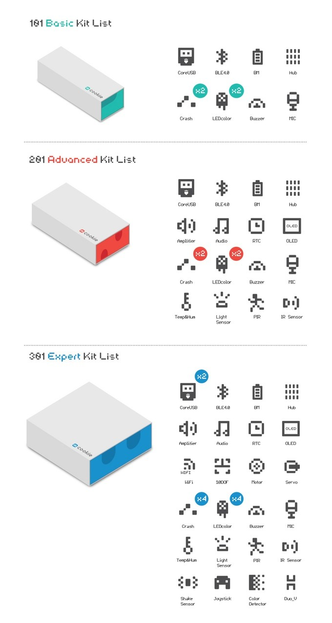 Microduino Lego Arduino 9