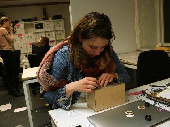 Arduino Moodbox - Výroba