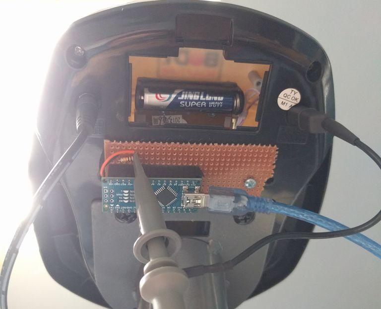 Arduino Netflix stopper - Elektronika