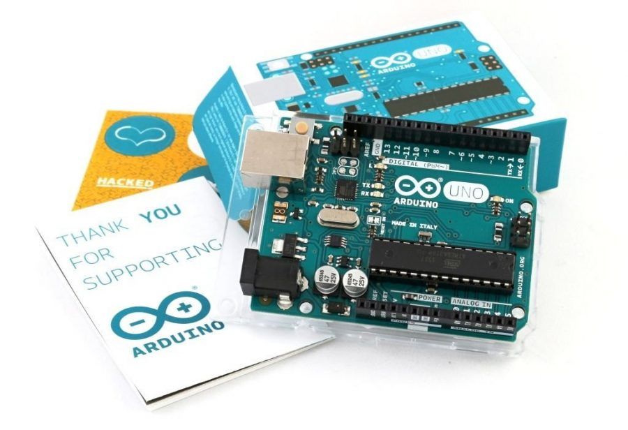 Originální Arduino UNO