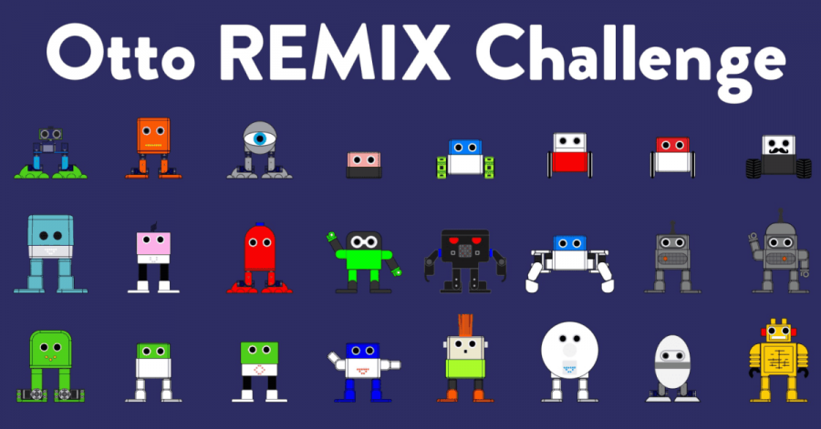 Otto REMIX Challenge – výzva pro všechny kreativní bastlíře!