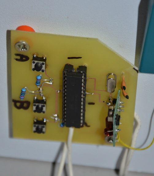 Arduino - Ovladač který mám u postele