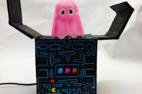 Night light Pac-Man littleBits