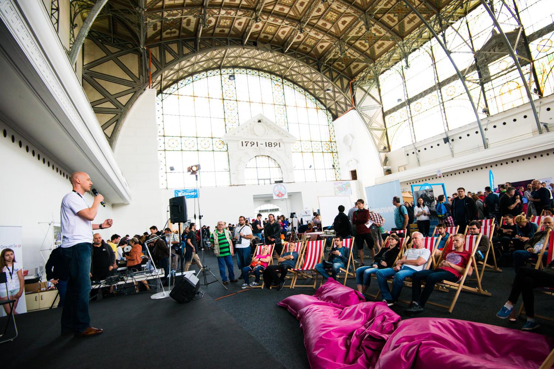 Přednáška o Arduinu a projektech na Maker Faire Prague 2018