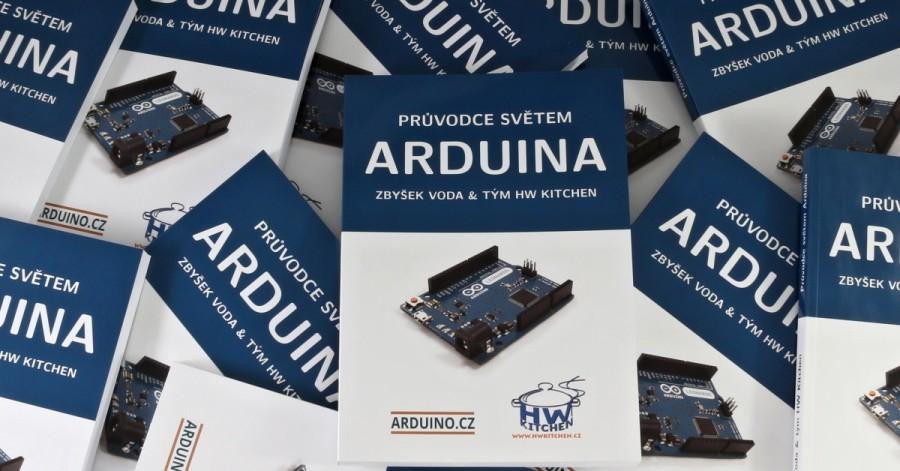 Průvodce světem Arduina 2. vydání - úvodní obrázek