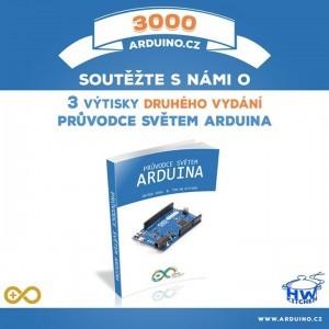 Průvodce světem Arduina soutěž