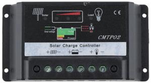 PWM regulátor pro solární panely
