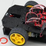Arduino Robot Redbot #5: Naučme robota otáčet se