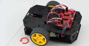 Arduino Robot Redbot - Otáčení