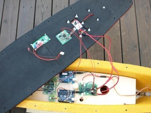 Sea Rendering Arduino robot 2
