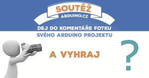 Arduino soutěž 2018