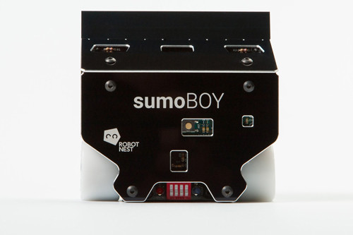 Arduino robot SumoBoy shora