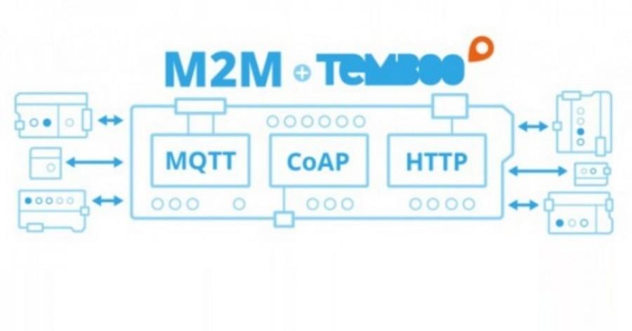 Temboo Arduino internet věcí