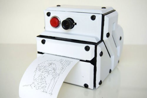 Termotiskárna pro Arduino