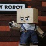 Zabijácký robot Tony s Arduino UNO