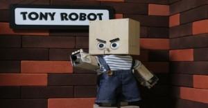 Robot Tony