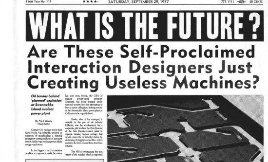 Novinová zpráva s Arduino Trojan 77