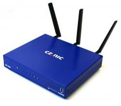 """superiorní router"" pro službu Turris"
