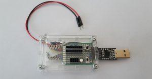 Programátor pro moduly ESP8266
