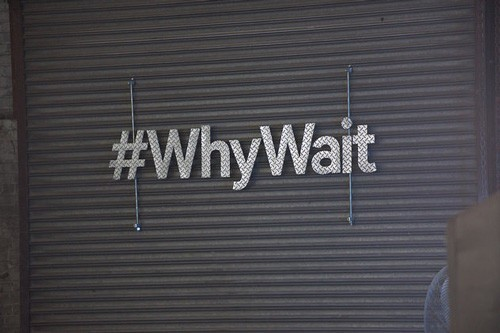 #WhyWait Qualcomm